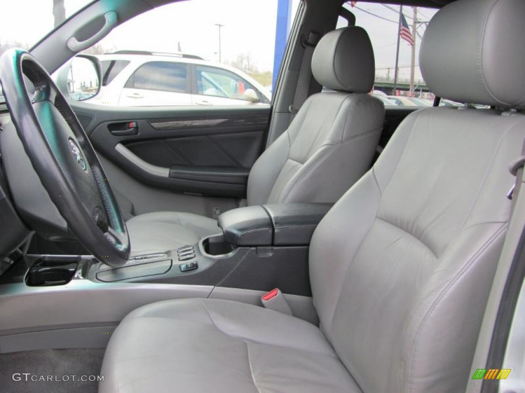 2003 Toyota 4runner Limited 4x4 Interior Photo 39485025