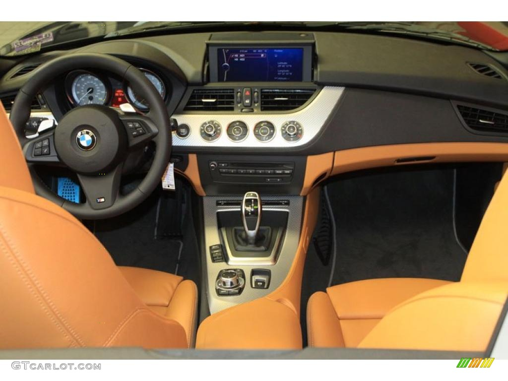 2011 Bmw Z4 Sdrive35is Roadster Walnut Dashboard Photo