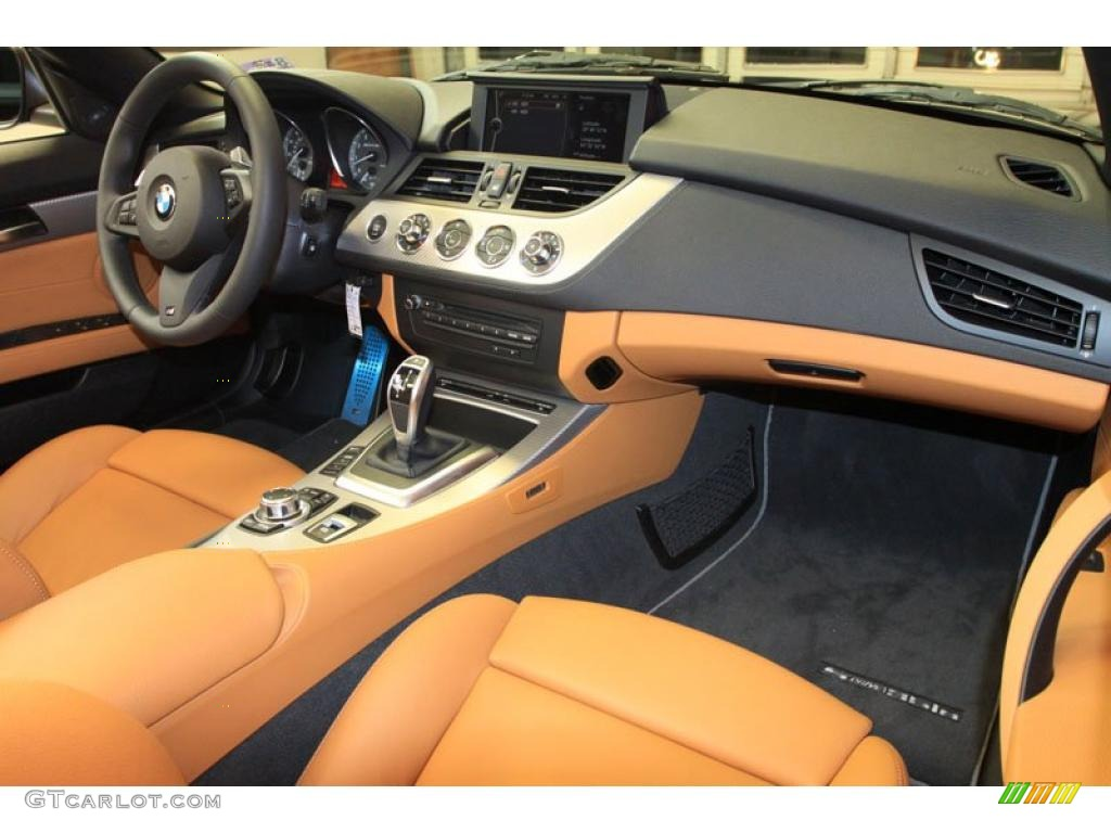 2011 Bmw Z4 Sdrive35is Roadster Walnut Dashboard Photo 39485993 Gtcarlot Com