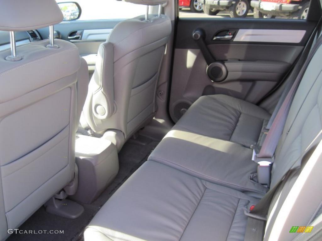 2011 CR-V EX-L 4WD - Royal Blue Pearl / Gray photo #14
