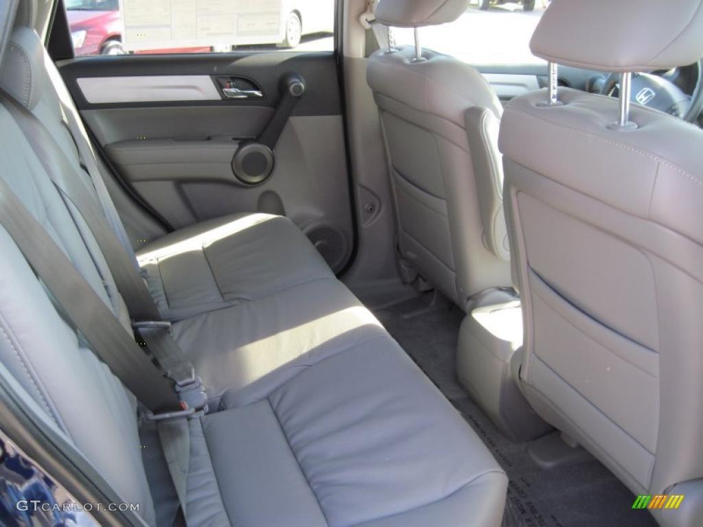2011 CR-V EX-L 4WD - Royal Blue Pearl / Gray photo #16