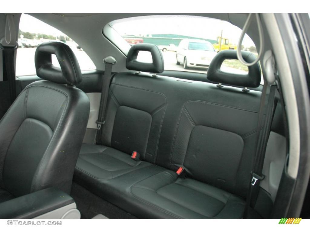 2000 Volkswagen New Beetle Gls Tdi Coupe Interior Photo 39490988