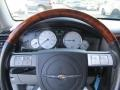 Dark Slate Gray/Light Graystone Steering Wheel Photo for 2005 Chrysler 300 #39493884