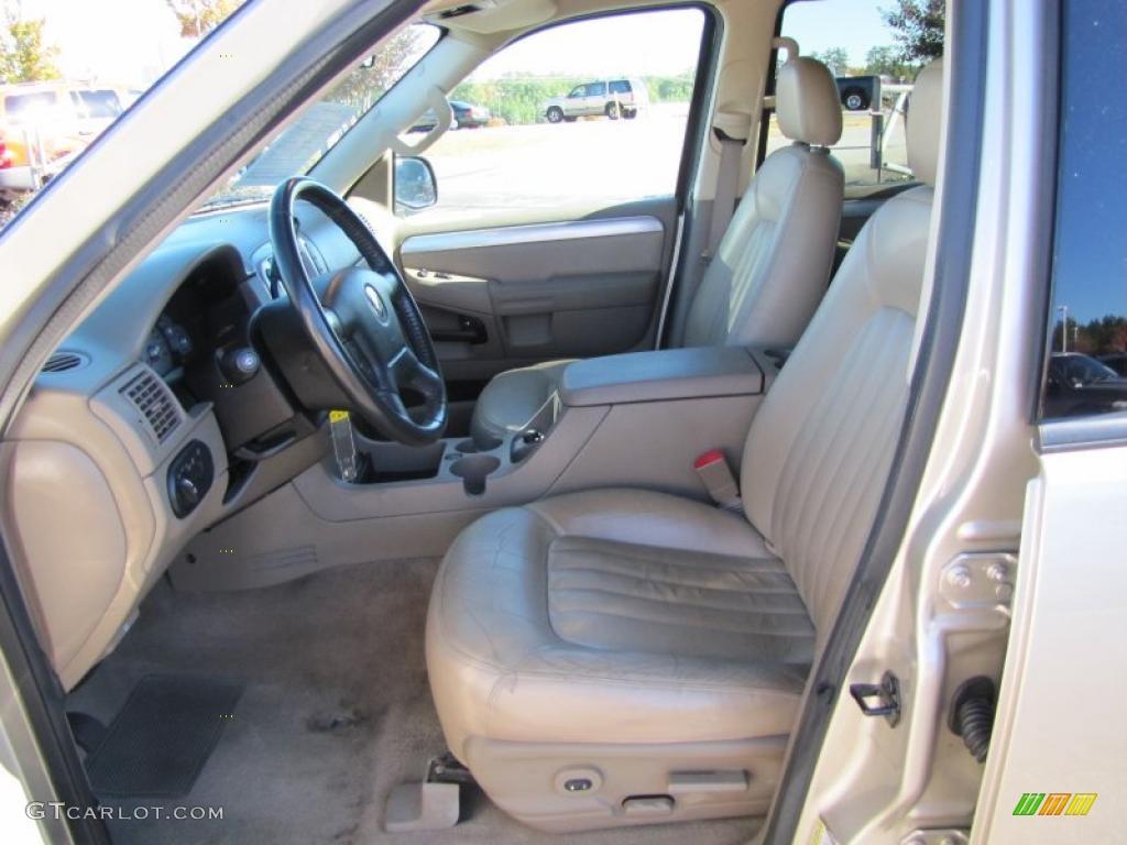 2005 Mercury Mountaineer V6 Interior Photo 39494940