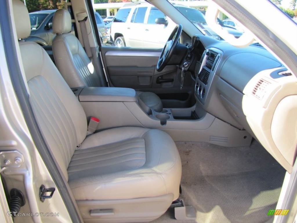 2005 Mercury Mountaineer V6 Interior Photo 39495020