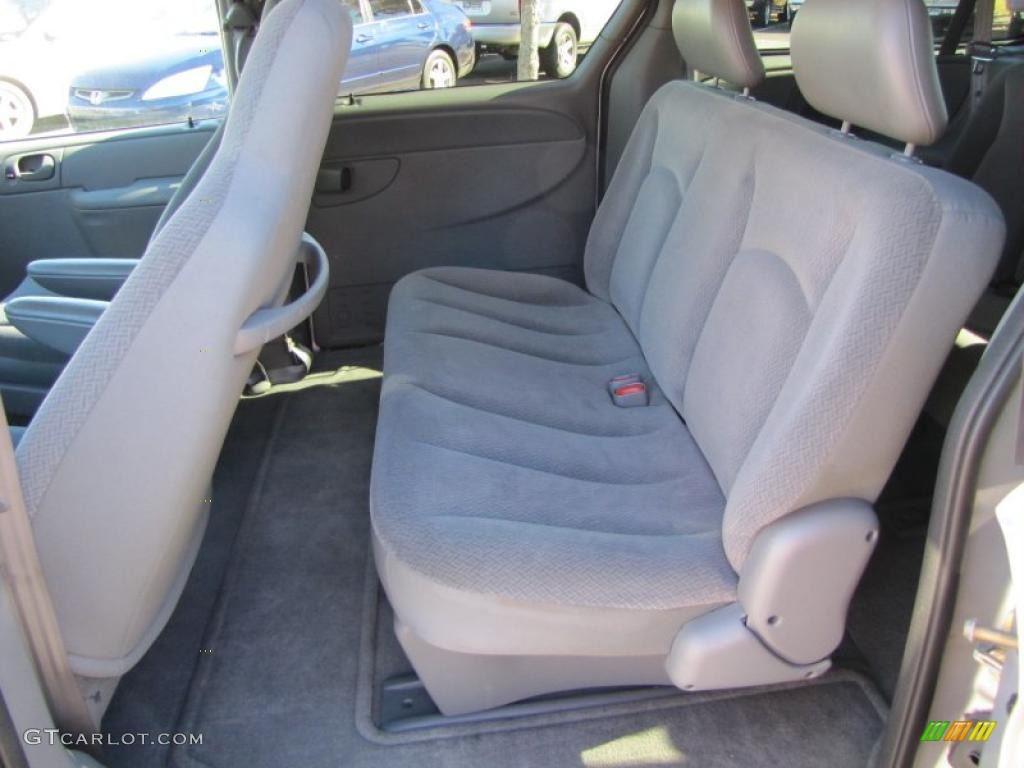 Medium Slate Gray Interior 2004 Dodge Grand Caravan SE Photo #39495692 ...