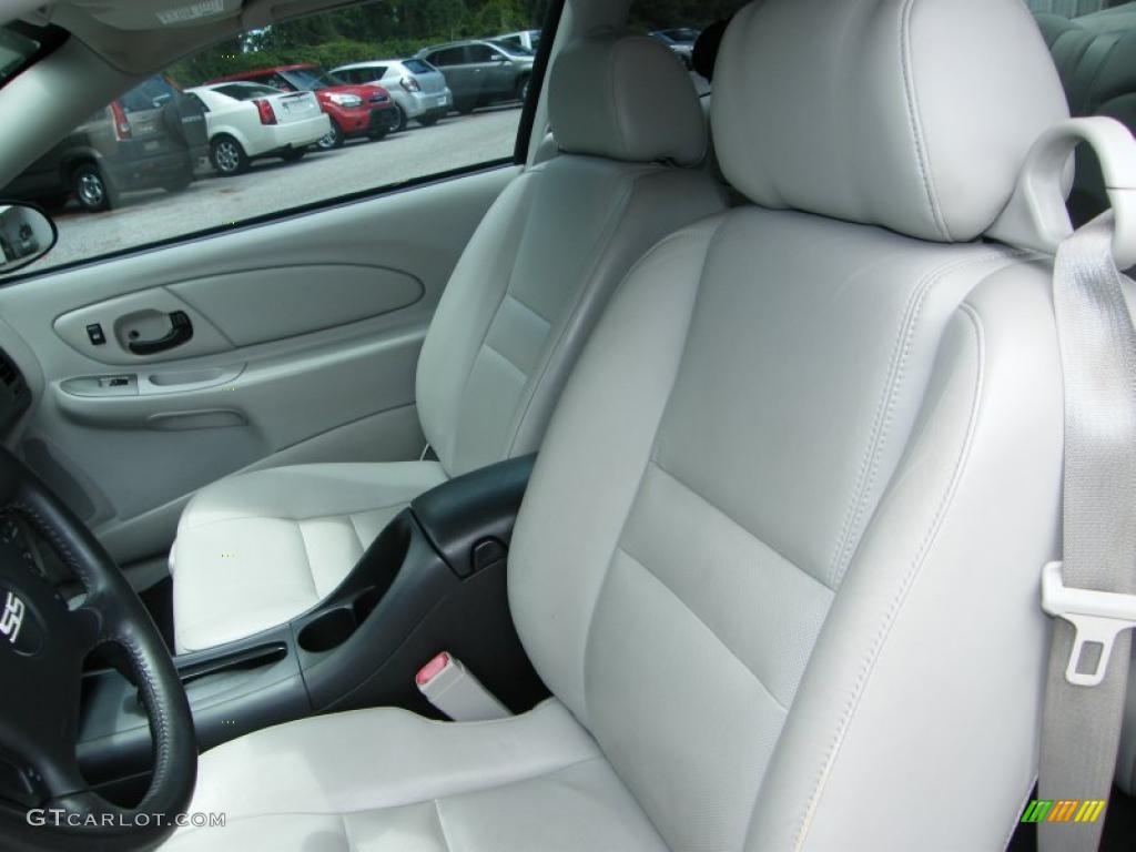 2007 Chevrolet Monte Carlo Ss Interior Photo 39498589