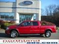 Red Candy Metallic 2010 Ford F150 Gallery