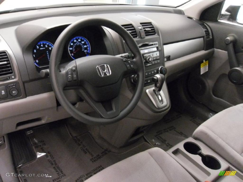Gray Interior 2011 Honda Cr V Se Photo 39525957 Gtcarlot Com