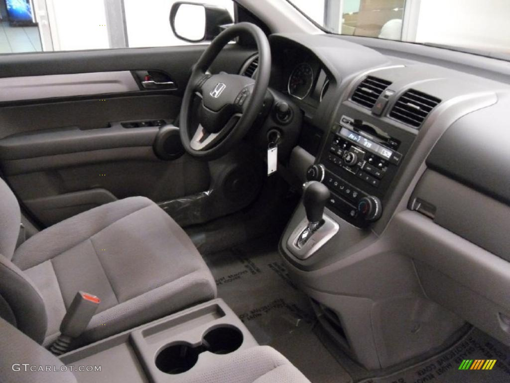 Gray Interior 2011 Honda CR-V EX Photo #39526905 | GTCarLot.com