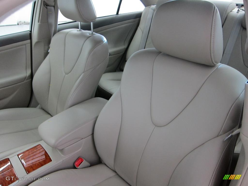 ash interior 2008 toyota camry xle v6 photo 39527225. Black Bedroom Furniture Sets. Home Design Ideas