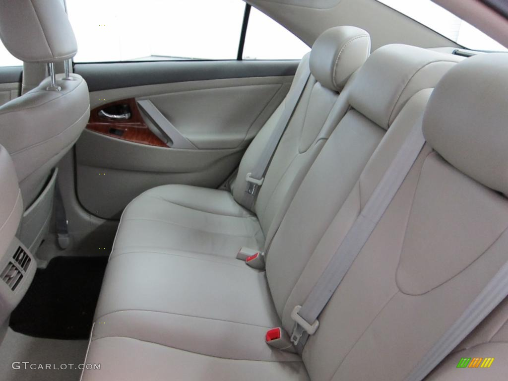 2008 Toyota Camry Xle V6 Interior Photo 39527241