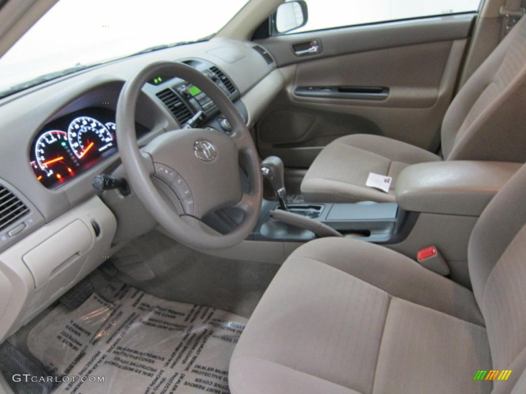 stone gray interior 2006 toyota camry se photo 39530685. Black Bedroom Furniture Sets. Home Design Ideas