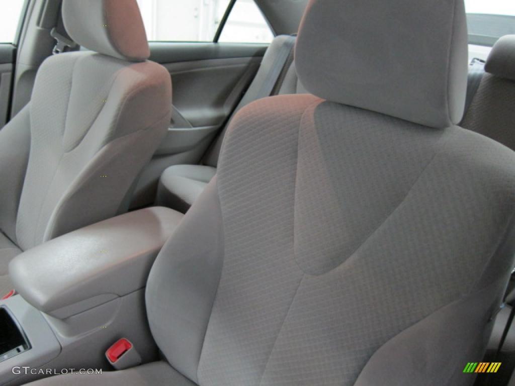 Ash Interior 2007 Toyota Camry Le V6 Photo 39533305
