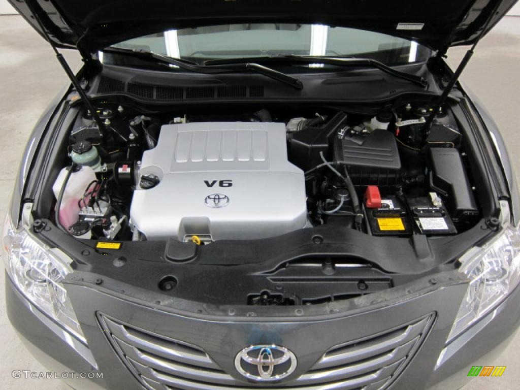 2007 toyota camry le v6 3 5l dohc 24v vvt i v6 engine. Black Bedroom Furniture Sets. Home Design Ideas