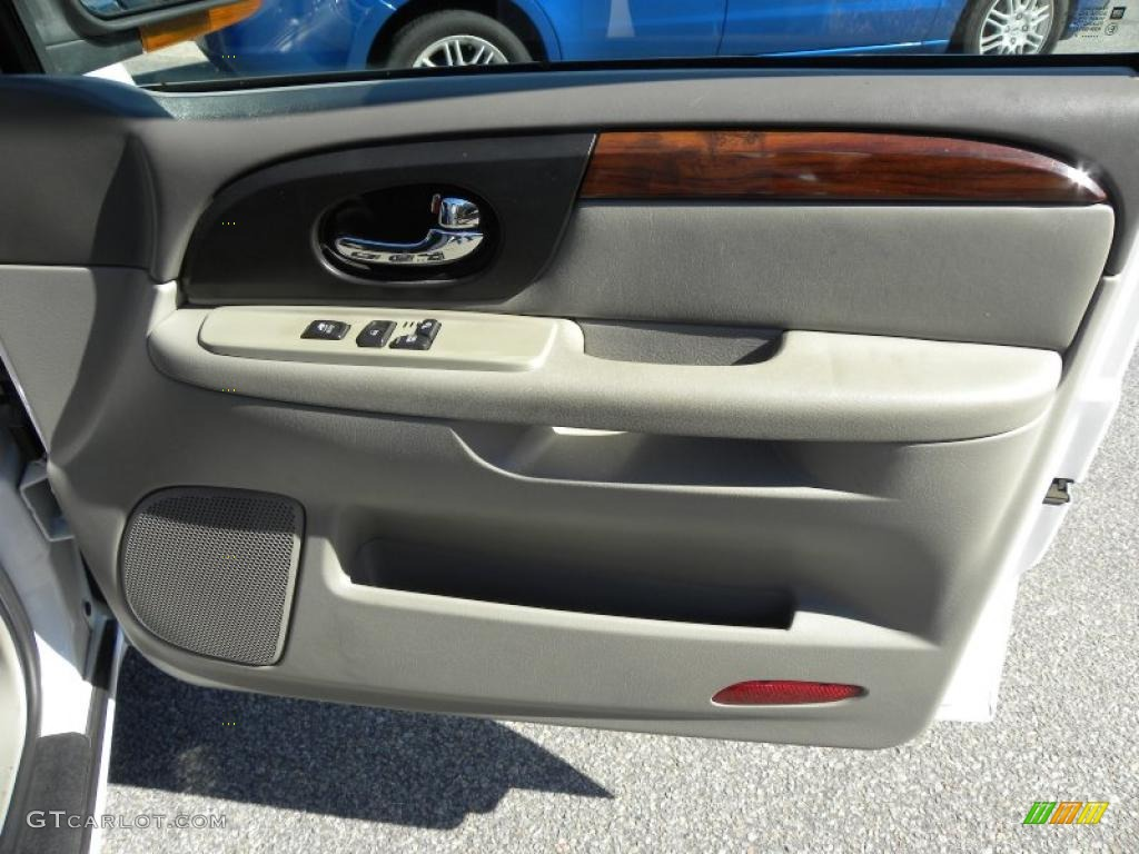 2003 Gmc Envoy Slt Dark Pewter Door Panel Photo 39534645