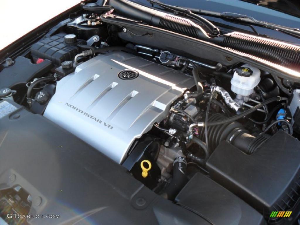 2008 Buick Lucerne CXS 4.6 Liter DOHC 32-Valve V8 Engine ...
