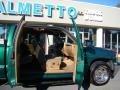 Meadow Green Metallic - Sierra 1500 SL Extended Cab Photo No. 15