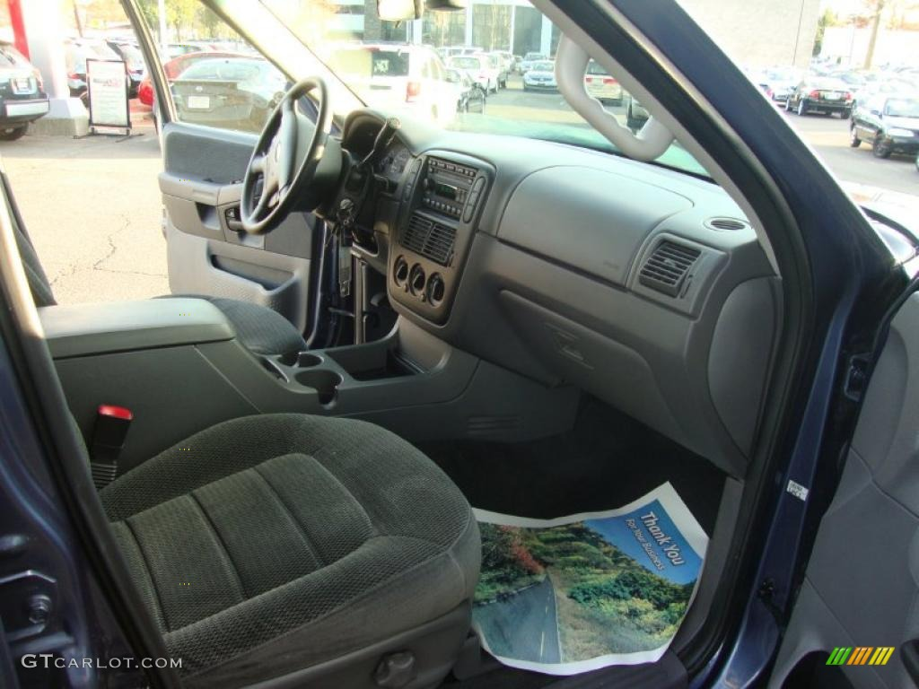 2003 Ford Explorer Eddie Bauer Interior Photos