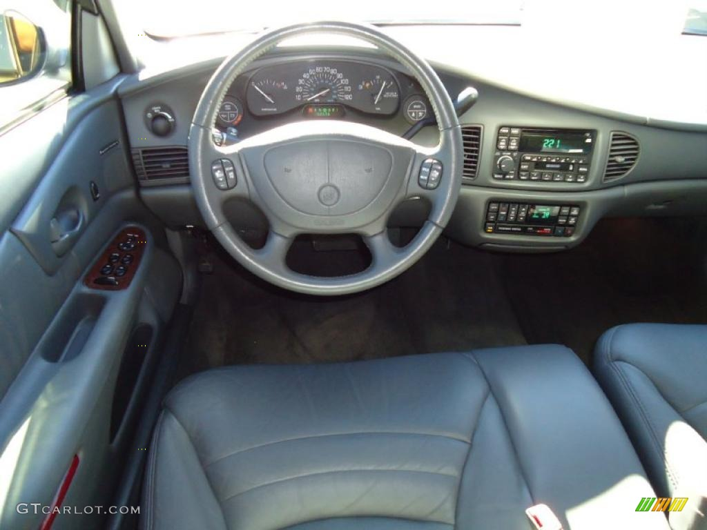 on 2004 Buick Lesabre Limited Special Edition
