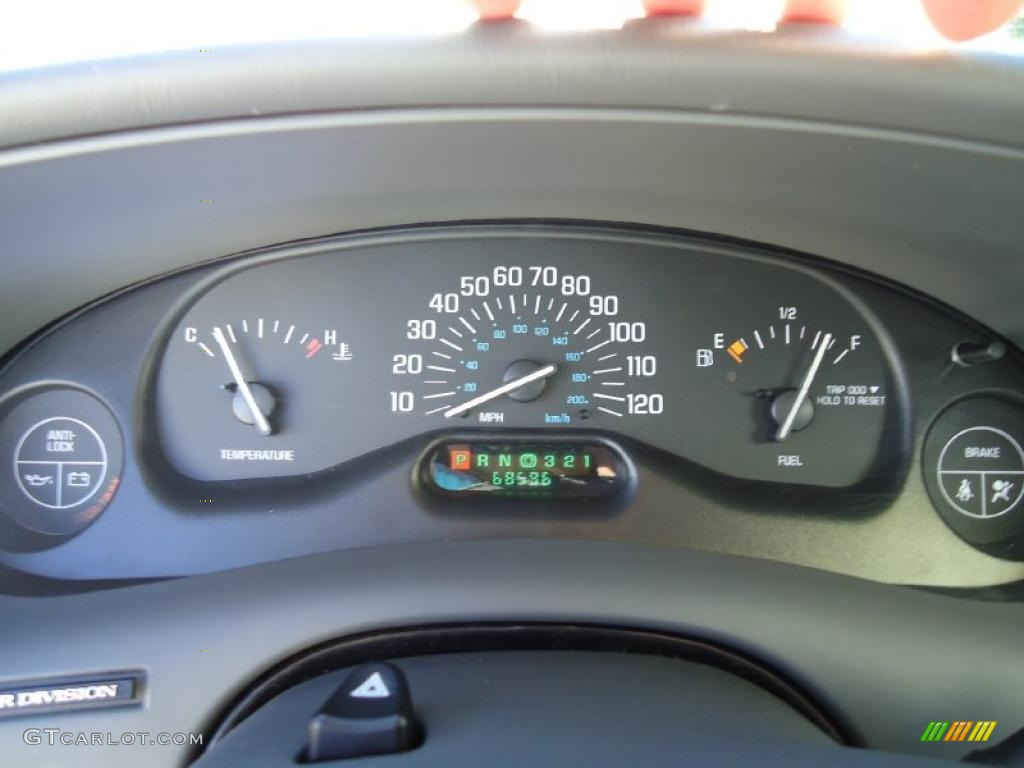 2002 Buick Century Custom Gauges Photo 39548810