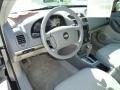 Titanium Gray Prime Interior Photo for 2007 Chevrolet Malibu #39555859
