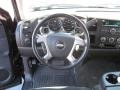 Ebony Steering Wheel Photo for 2008 Chevrolet Silverado 1500 #39559803