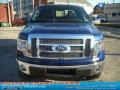 Dark Blue Pearl Metallic - F150 Lariat SuperCrew 4x4 Photo No. 16