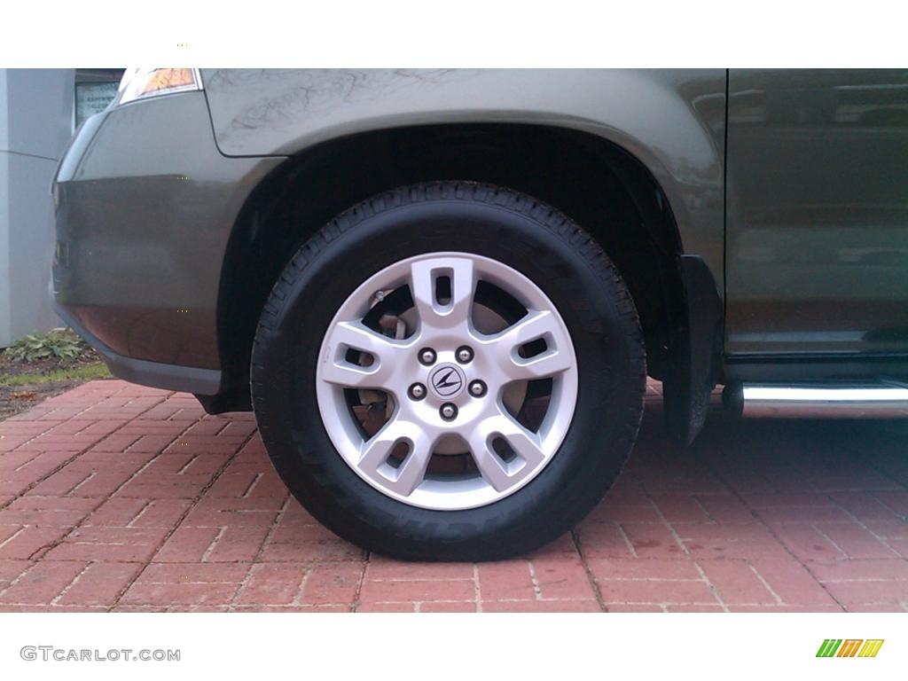 2001 Acura Mdx Interior >> 2006 Acura MDX Standard MDX Model Wheel Photo #39577433 | GTCarLot.com