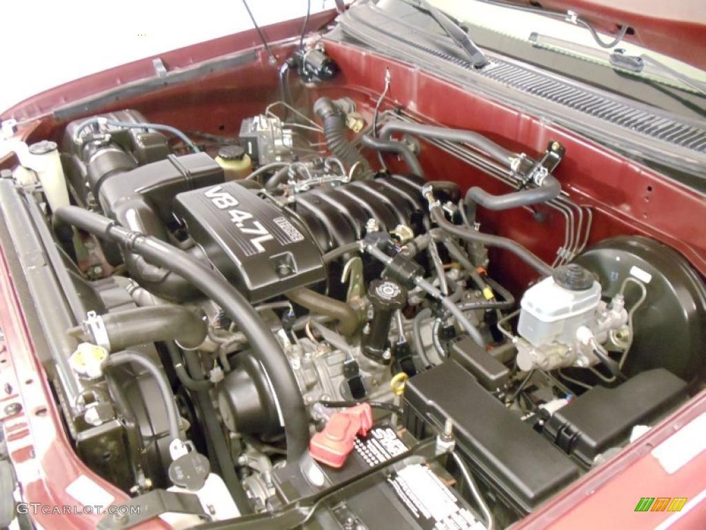 2006 Toyota Tundra Limited Double Cab 4 7l Dohc 32v Iforce V8 Engine Photo  39581193
