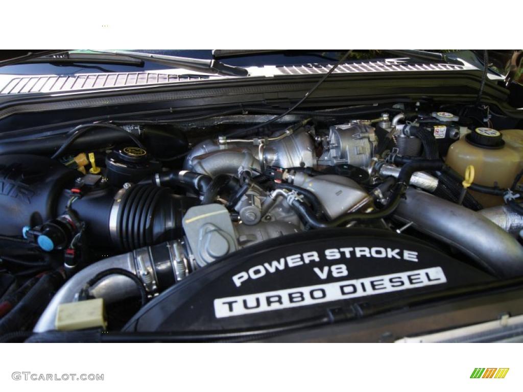 2008 ford f250 super duty fx4 crew cab 4x4 6 4l 32v power stroke turbo diesel