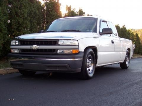 2002 Chevrolet Silverado 1500 LT Extended Cab Data, Info and Specs
