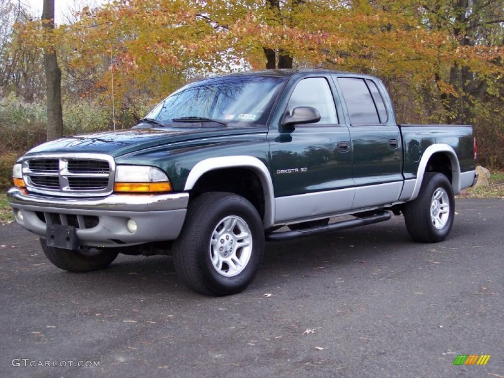 on 1999 Dakota Sport Extended Cab Red