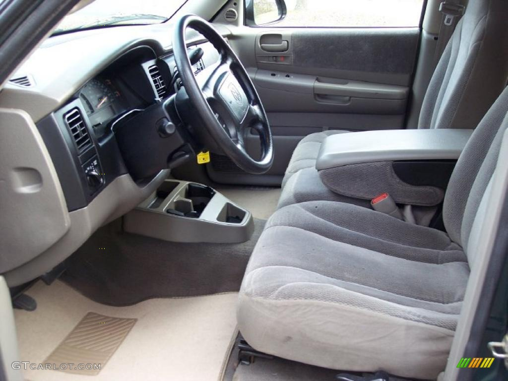 2001 dodge dakota slt quad cab 4x4 interior photo. Black Bedroom Furniture Sets. Home Design Ideas