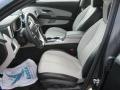 Jet Black/Light Titanium Interior Photo for 2010 Chevrolet Equinox #39632446