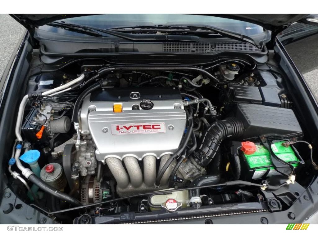 2004 Acura Tsx Engine Oil Type