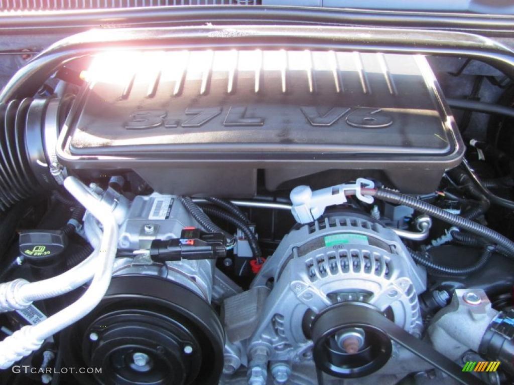 2008 jeep grand cherokee laredo 4x4 3 7 liter sohc 12 valve v6 engine photo 39648388. Black Bedroom Furniture Sets. Home Design Ideas