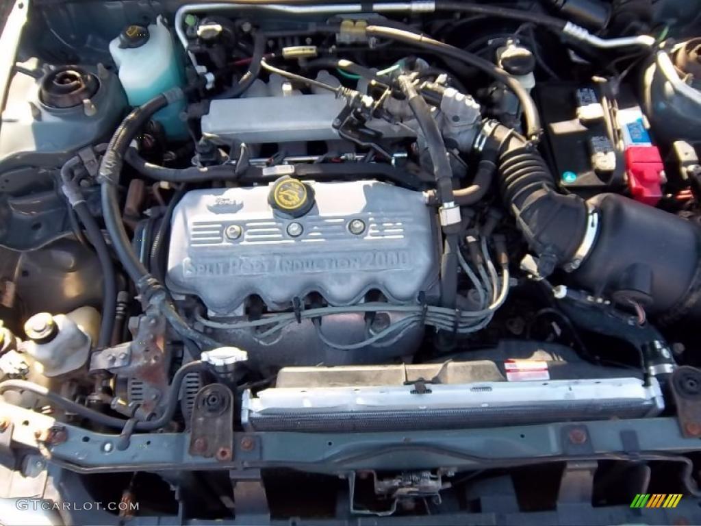 1998 ford escort se sedan 2 0 liter sohc 8 valve 4. Black Bedroom Furniture Sets. Home Design Ideas
