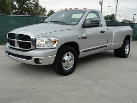 2007 Dodge Ram 3500 SLT Regular Cab 4x4 Dually Data, Info and Specs