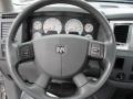 Medium Slate Gray Steering Wheel Photo for 2007 Dodge Ram 3500 #39650940