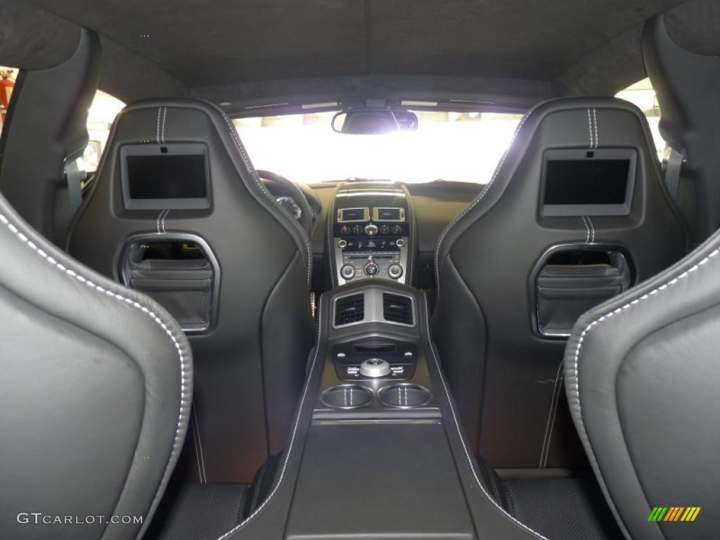obsidian black interior 2011 aston martin rapide sedan. Black Bedroom Furniture Sets. Home Design Ideas