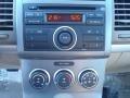 2011 Nissan Sentra Beige Interior Controls Photo