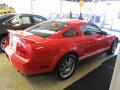 2007 Torch Red Ford Mustang Shelby GT500 Coupe  photo #4