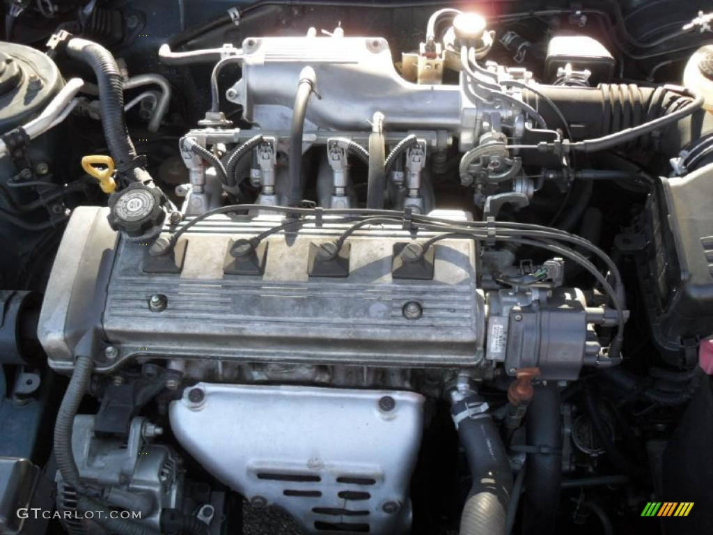 1997 Toyota Celica ST Coupe 1.8 Liter DOHC 16-Valve 4 Cylinder Engine Photo #39669843