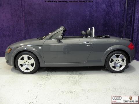 2002 Audi Tt Roadster. 2002 Audi TT 1.8T quattro