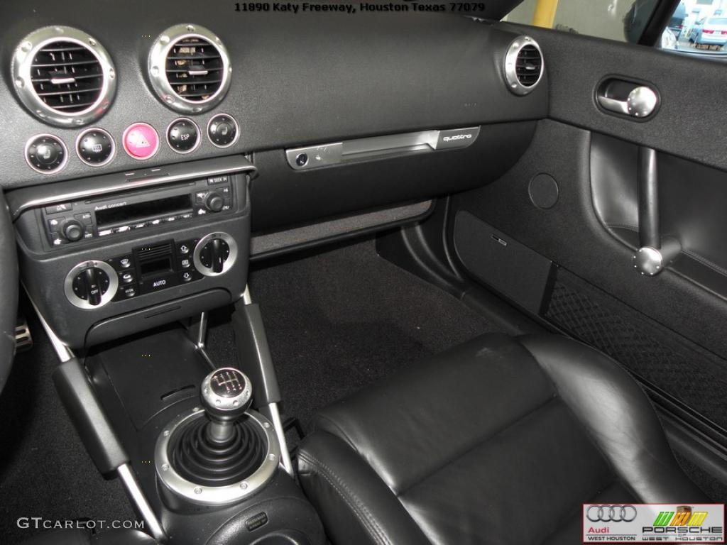 2002 audi tt 1 8t quattro roadster interior photo for Audi tt interieur