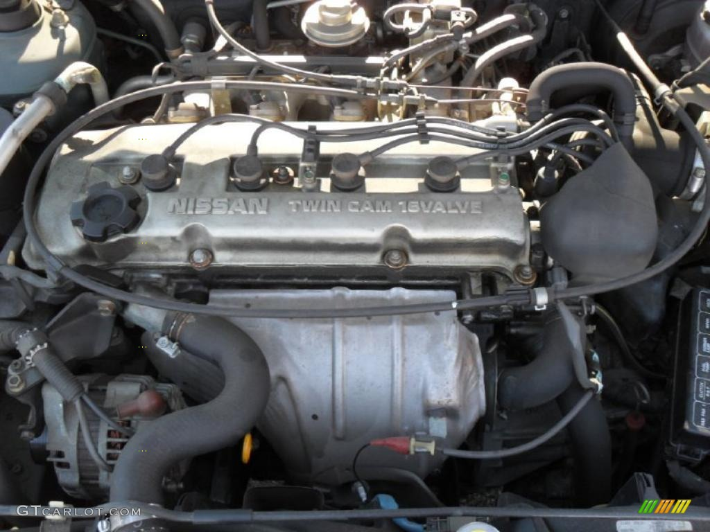 1994 Nissan Altima Gxe Engine Photos