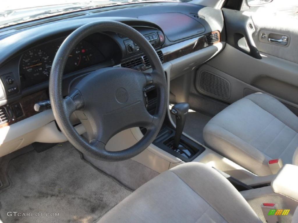1994 Nissan Altima Gxe Interior Color Photos