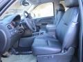 Ebony Interior Photo for 2011 Chevrolet Silverado 1500 #39675443