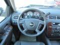2011 Black Chevrolet Silverado 1500 LTZ Crew Cab 4x4  photo #14